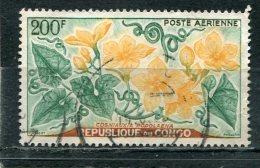 CONGO  N°  3  (Poste Aérienne)   (Y&T)  (Oblitéré) - Congo - Brazzaville