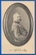 Persönlichkeiten; Von Hindenburg; Wohlfahrtskarte Des Rotes Kreuz - Personajes Históricos