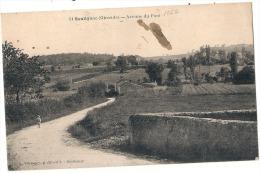 SOULIGNAC Avenue Du Pont Tache écrite - France