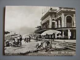 Im1248)  Bordighera - Kursaal - Viata Di Spiaggia - Imperia