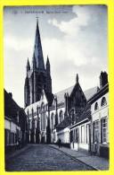 * Poperinge - Poperinghe (Bij Ieper - Ypres) * (SBP, nr 1) �glise Saint Jean, Sint Jan kerk, church, TOP, rare, old, CPA