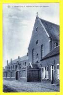 * Herentals - Hérenthals (Antwerpen - Anvers) * (SBP, Nr 1) Extérieur De L'église Des Capucins, Kerk, Rare, CPA, Old - Herentals