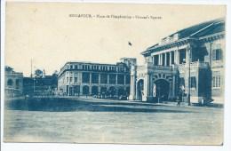 CPA SINGAPOUR, PLACE DE L'IMPERATRICE, PRINCE'S SQUARE, SINGAPOUR - Singapour