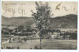 CPA GIROMAGNY, VUE GENERALE, TERRITOIRE DE BELFORT 90 - Giromagny