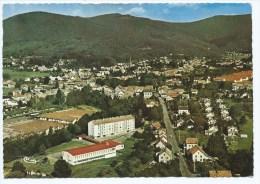 CPSM GIROMAGNY, VUE GENERALE AERIENNE, TERRITOIRE DE BELFORT 90 - Giromagny