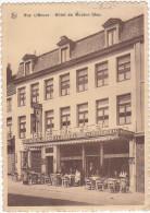 Huy S/ Meuse Hôtel Du Mouton Bleu Bieres Helles Block Shell Pomp M2049 - Huy