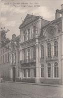 Cpa/pk 1909 Gent Star De Graeve Société Littéraire Le Club Ancien Hotel Faligant - Gent