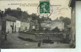 BACCARAT Rue De Glonville - Baccarat