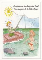 Groeten Van De Belgische Kust - Humour