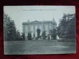 AL6- 85 - CHATEAU DE BEAULIEU PRES MAREUIL SUR LAY - - France