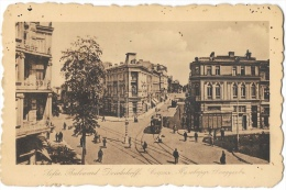 Bulgarie - Sofia - Bulevard Dondukoff - Cocpur Fyrebapgr Dongykobr - Tramway - Bulgarie