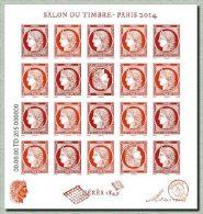 FRANCE Bloc Cerès 2014 - Francia