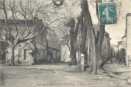 83 LA ROQUEBRUSSANNE PLACE GUEIL FONTAINE SUPERBE - La Roquebrussanne