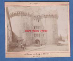 Photo Ancienne - ALENCON ( Orne ) - La Prison - Château Des Ducs - Antiche (ante 1900)