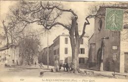 83 LA ROQUEBRUSSANNE PLACE QUIET FONTAINE CHEVAL SUPERBE - La Roquebrussanne