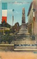 Depts Divers- Moselle - Ref  R 954 - Angevillers - Le Monument Aux Morts - Monuments Aux Morts - Carte Bon Etat - - France