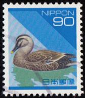 Timbre Du JAPON 1993     ´ ´    Yvert   2081   ´ ´   90 Y.  Canard