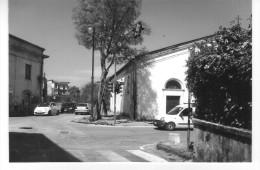 "Cervinara (AV)  Chiesa Di San Marciano   "" Foto Vera Formato Cartolina Cm 14,4 X 9,5 "" - Lieux"