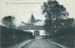 Fexhe-le-Haut-Clocher - Chemin De L'Eglise - 1913 - S.B.P. ( Voir Verso ) - Fexhe-le-Haut-Clocher