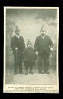 Circus  Cisario Du Gardini Binolini , De Kleinste Man Ter Wereld - Ernest Von Goldstuck  Docter Bhuyh  Globetrotter - Circus