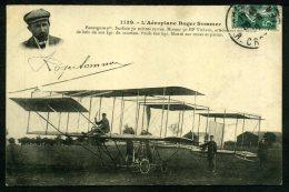 L'Aéroplane Roger SOMMER - ....-1914: Précurseurs