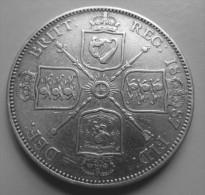 1 Florin 1887 - 1816-1901 : Frappes XIX° S.