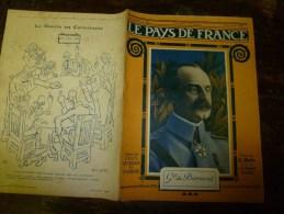 1918 LPDF:Couverture De Dos GUS BOFA; Peronne,Bapaume,Varesnes, Sempigny,Brétigny;LENS;Tunnel De GIBRALTAR; Radis-santé - Français