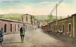CARTOLINA D'EPOCA DI COSENZA RIVOCATI COM'ERA INIZI 900 BELLA E RARA!! VIAGGIATA NEL 1911 - Cosenza