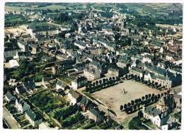 FR-2867     CARHAIX : La Place De La Tour D'Auvergne - Carhaix-Plouguer