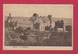 Wiltz -- Le Château - Wiltz