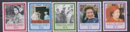 SWAZILAND    1986    N°        496  / 500      COTE      6 € 00           ( M 450 ) - Swaziland (1968-...)
