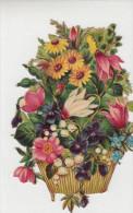 DECOUPIS / CORBEILLE DE FLEURS - Fleurs