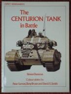 The Centurion Tank In Battle - Littérature & DVD