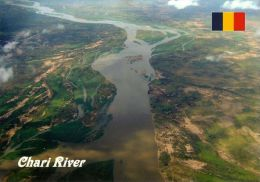 1 AK Tschad * Schari Flu� (Chari) ist der 1400 km lange Hauptzufluss des afrikanischen Tschadsees *