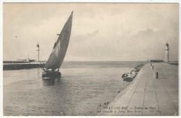 30 - GRAU-DU-ROI - Entrée Du Port, Vue Prise De La Jetée Rive Droite - ND 3 - Le Grau-du-Roi