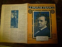 1918 LPDF:Effectif Et Organisation Allemande; Villa Borghèse; Front Belge Et US;CASANOVA Bombardé Recrutement Des Noirs - Revues & Journaux