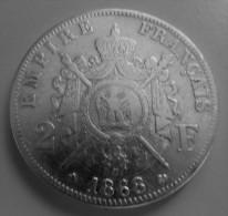 2 Francs 1868 A - France