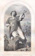 Saint Etienne. 1855 - Zonder Classificatie