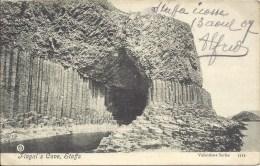 STAFFA - Scotland - Fingal's Cave - Ecosse