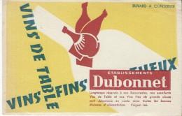 Vins Fins / Etablissements DUBONNET/Vers 1955   BUV169 - Food