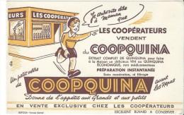 Coopquina/ Donne De L'appétit Aux Grands Et Aux Petits/SOFOGA/VANVES/Seine /Vers 1955   BUV170 - Alimentaire