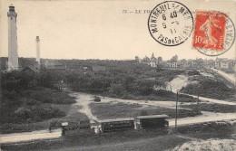 CPA 62 LE TOUQUET (TRAIN - Le Touquet