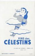 Vins Des Célestins / Rue De Thorins/Paris 12éme / Saint Dié/Vers 1955   BUV171 - Alimentaire