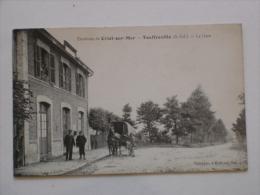Cpa 76 Environs De  Criel Sur Mer Touffreville La Gare - Autres Communes