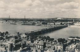 33 (GIRONDE) BORDEAUX : Le Pont De Pierre, Vue Sur La Rade, Edit. L. Chatagneau (non écrite, Neuve)