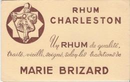 Marie BRIZARD/ Rhum Charleston/ /Vers 1955   BUV175 - Liqueur & Bière