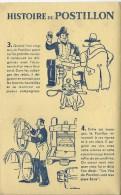 Vins Du Postillon/Histoire Du Postillon / /Vers 1950     BUV180 - Alimentaire