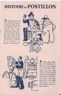 Vins Du Postillon/Histoire Du Postillon / /Vers 1950     BUV181 - Alimentaire