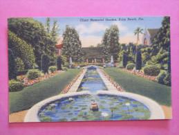 PALM BEACH - Cluett Mémorial Garden - Palm Beach