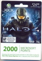 Halo Game On Line U.S.A., Card For Collection, No Value,   # G-381 - Gift Cards